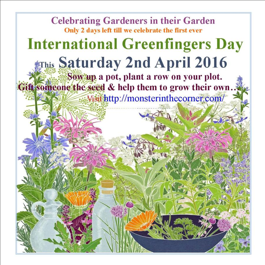 greenfingers 2 days left