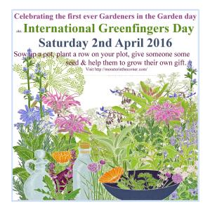 International Greenfingers Day