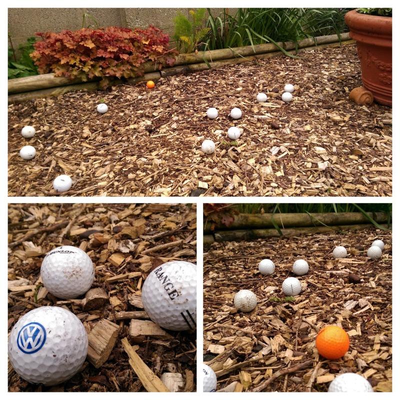 Golf Balls 2016