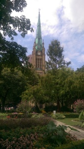 St James' Cathedral Church Toronto
